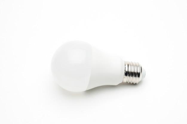 격리 된 흰색 표면 조명을위한 경제적 인 led 램프