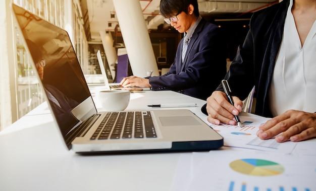 Economics female success corporate workplace manager