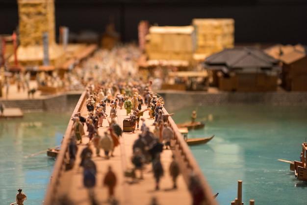 江戸時代の人々の暮らしを紹介する江戸東京住宅博物館