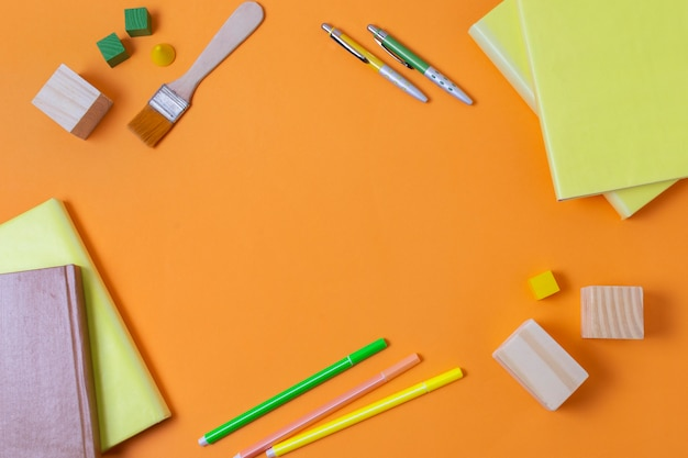 Education concept still life
