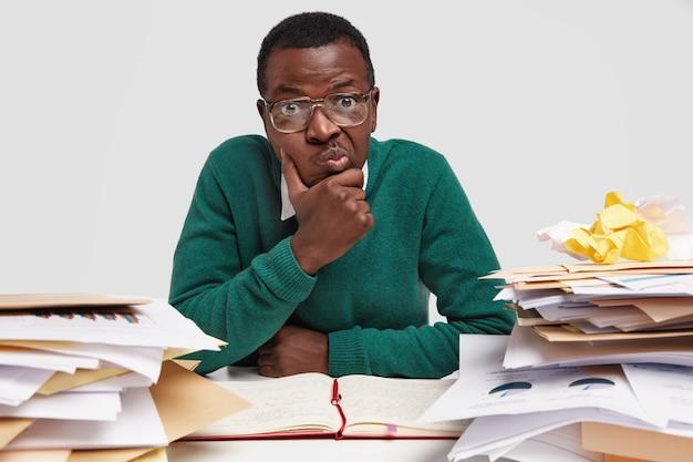 Istruzione e concetto di preparazione agli esami