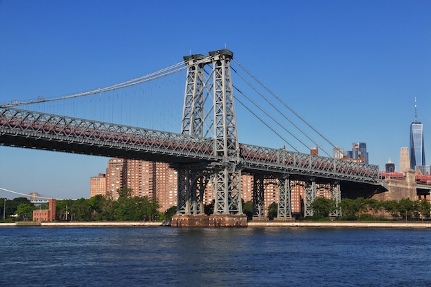 Eeast river in new york, united states