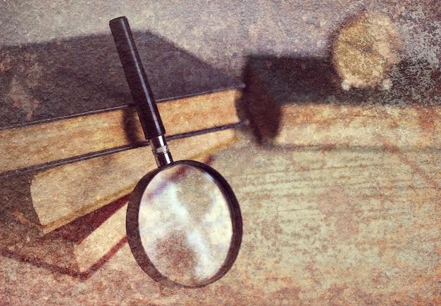 Эффект фото старая книга ретро грязное