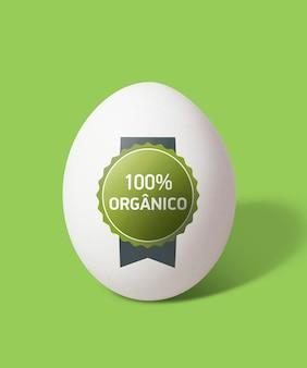 Egg organic
