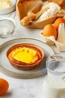 卵タルトポルトガル語
