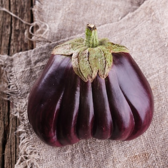 Eggplant blue