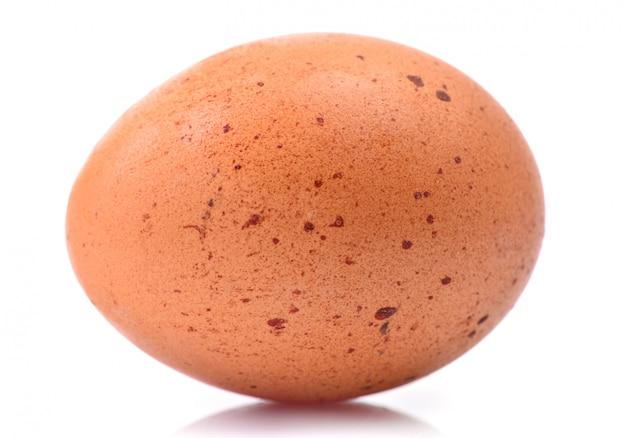 分離された卵