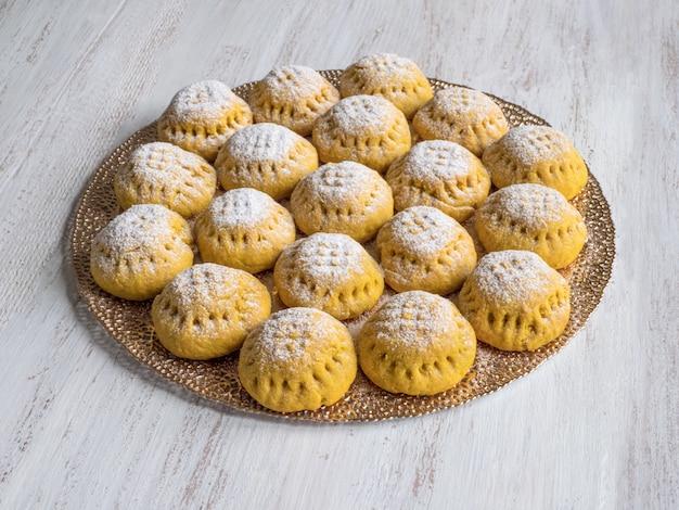 エジプトのクッキー