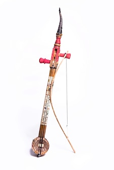 Egyptian musical string instrument, rababa