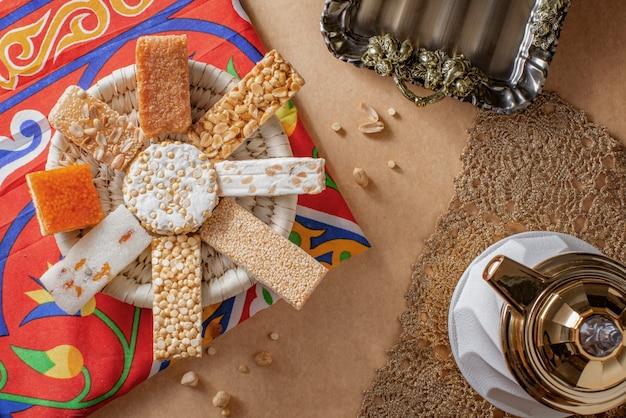 Egyptian prophet muhammad birthday celebration sweets
