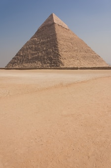 Egyptian pyramid of cheops