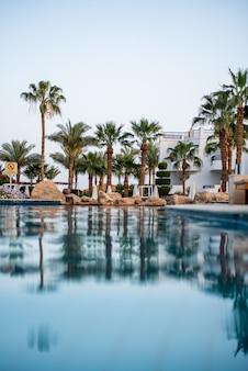 エジプトのトロピカルホテル