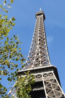 Torre eiffel a parigi