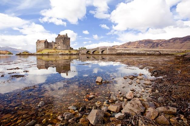Eilean donan castle, highland scotland
