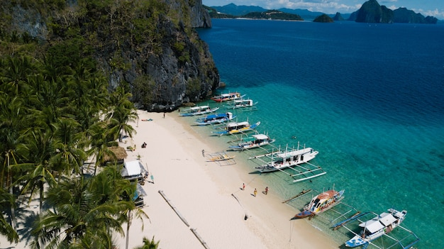 El nido (palawan, philippines) - siete pecados beach