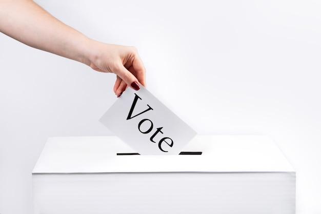 미국 선거.