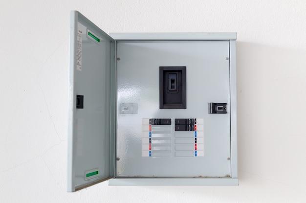 Electric circuit cabinet