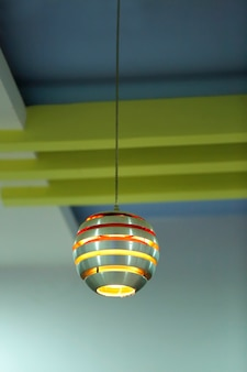Electric jhumar in home decore