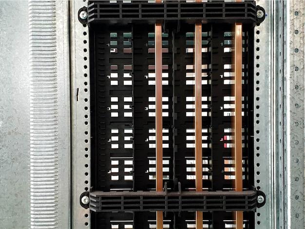 Mccパネルモーターコントロールセンターの電気バスバー