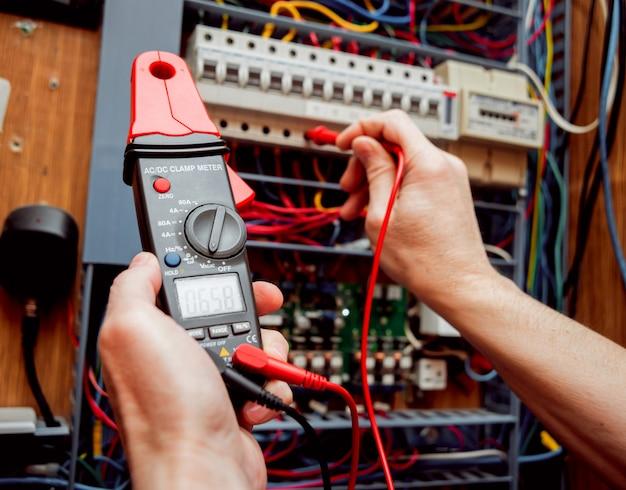 Электрическое оборудование.