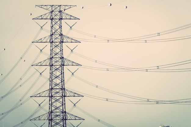 Electricity and high voltage