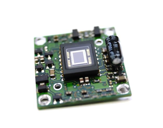 전자 수집 시스템 비디오 관찰의 디지털 미니 챔버의 비디오 센서 제어