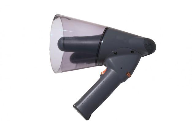 Electronic megaphone