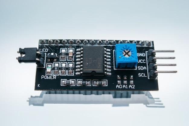 전자 부품 로봇 마더 보드 기술