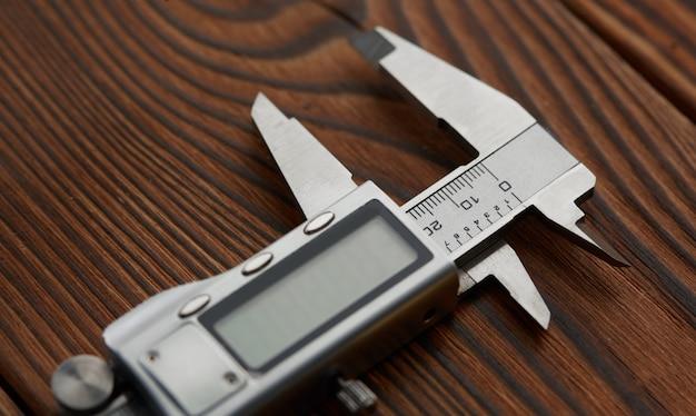 전자 버니어 캘리퍼스. 전문 측정기, 목수 장비, 측정 도구
