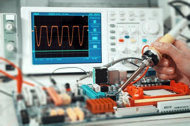 Electronics repair