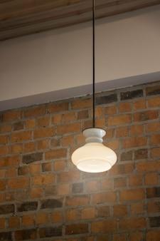 Elegant antique hanging light lamp