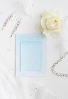 Elegant jewellery for bride
