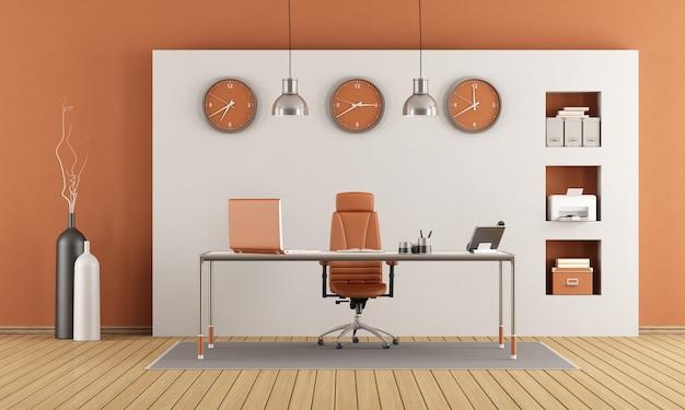 Элегантный современный офис