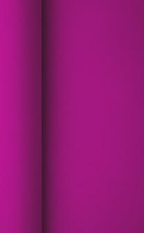 Элегантная гладкая слоновая кость пурпурного цвета чистый лист бумаги текстурированный абстрактный фон