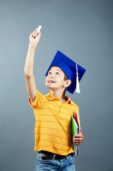 초등 학생 쓰기 시작