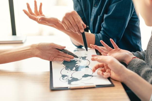 Элементы этого изображения предоставлены группой сотрудников наса, разрабатывающей новые логистические схемы.