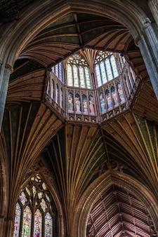 Эли кембриджеширук, 22 ноября внутренний вид собора эли в эли 22 ноября 2012 г.