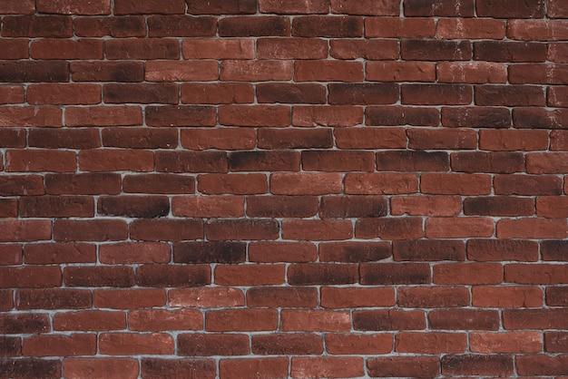 レンガや壁のエンボス加工された背景構造