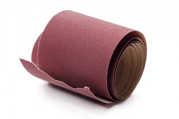 Emery paper - sandpaper