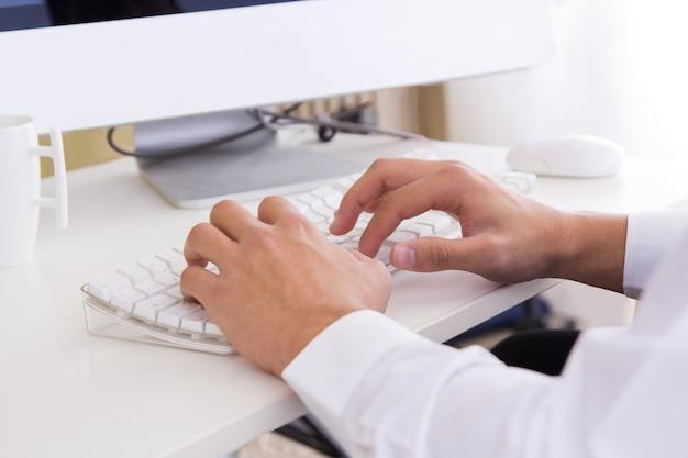 Employee wireless hardware object workplace