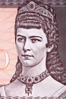 法案でオーストリアのエリザベート皇后