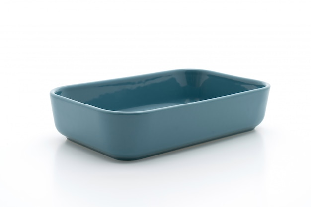 Empty bake bowl
