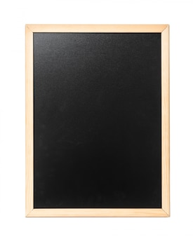 Empty blackboard background.