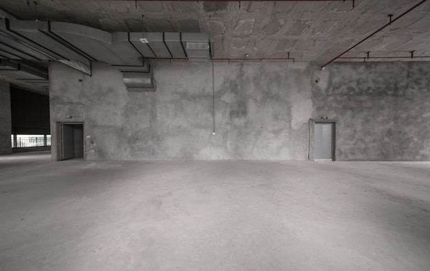 Empty buildings,interior architecture frame