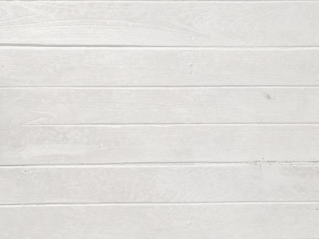 빈 깨끗 한 흰 나무 벽 또는 바닥 배경입니다.