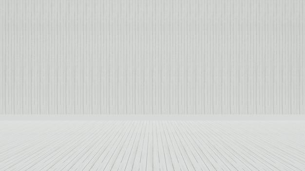 Empty concrete room wall.