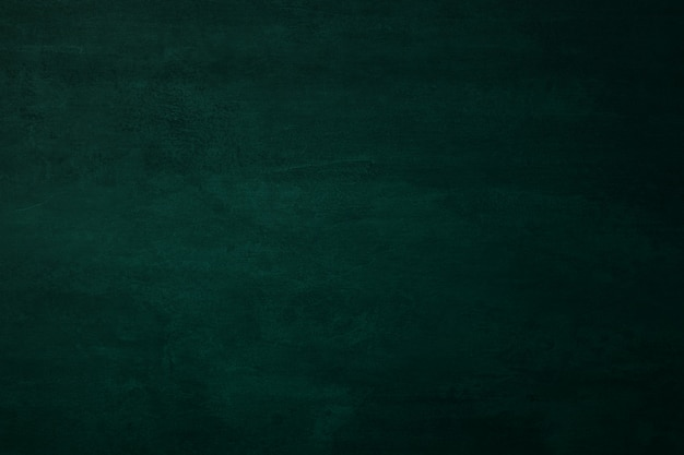 Empty green chalkboard or school board background and texture, education and back to school concept.