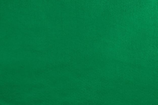 ビリヤード台の空の緑のベルベットカバー