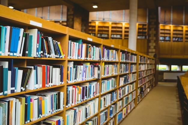 Пустая библиотека