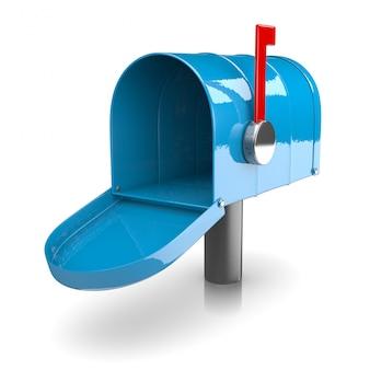 Пустой почтовый ящик
